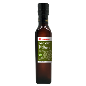 SauceCo Organic Rice Vinegar