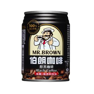 伯朗醇黑咖啡無糖
