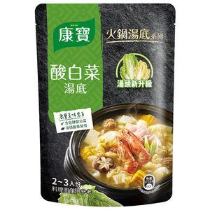 Knorr hot pot soup-cabbage