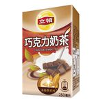 立頓瑞士巧克力奶茶TP250ml, , large