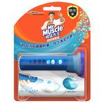 Mr Muscle Toilet Gel Marine, 清新海洋, large