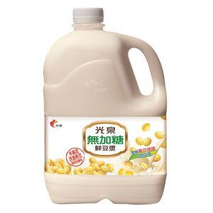 Kuang Chuan Unsweetened soy milk 2720ml