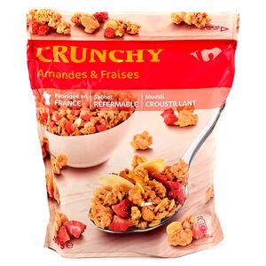 C-DOYPACK  Strawb Almd Crunchy