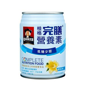 桂格完膳營養素香草口味(低糖少甜)250mlx24
