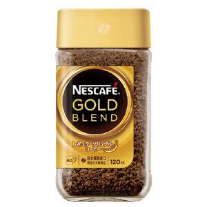 雀巢金牌微研磨咖啡(罐裝)120g