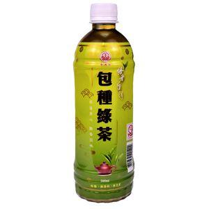 CDF-Paochung Green Tea 590ml