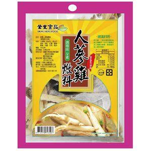 登豐人蔘雞燉料100g
