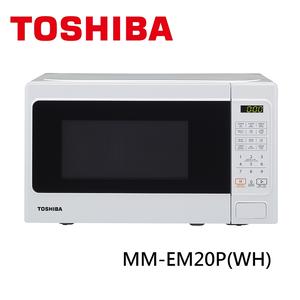 TOSHIBA MM-EM20P(WH)微電腦微波爐20L