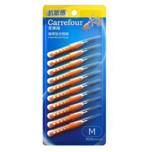 家樂福攜帶型抗敏感牙間刷-M