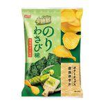 Cadina Chips Wasabi Seaweed Flavor, , large