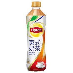 立頓英式奶茶-535ml