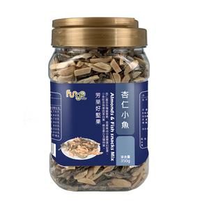 Fungo Almond fish