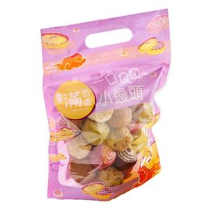 滿面香 一口小饅頭(每包24顆x3包)