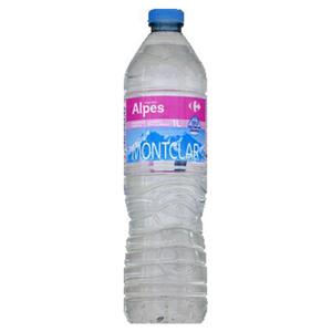 家樂福進口阿爾卑斯礦泉水