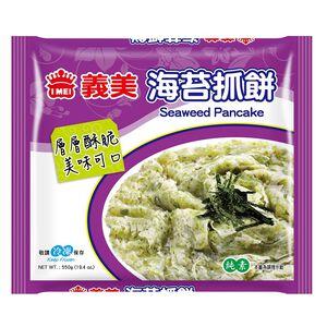義美海苔抓餅