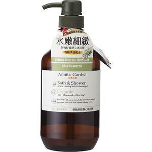 Acacia Calming BathShoewer Gel
