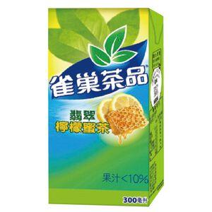 雀巢茶品翡翠檸檬蜜茶-300ml
