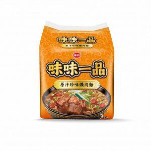 味味一品原汁珍味爌肉(袋)190g