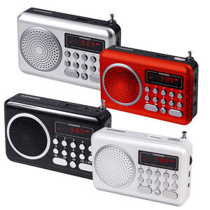 Wonder WS-P006 USB/FM/MP3 Speaker