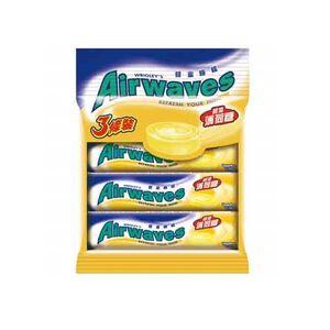 Airwaves Super Cool Honey  Lemon Mint