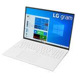 LG gram16 極致輕薄筆電(冰雪白), , large