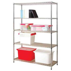 Metal 5 Level Shelf(Heav