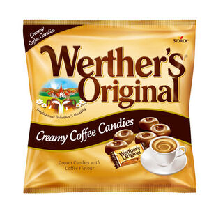 Werther Original-Creamy Coffee Candy