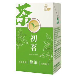 BOMY Kao-cha Chu-ming Green Tea 250ml