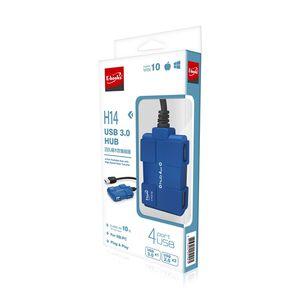 E-books H14 積木款4孔USB 3.0集線器