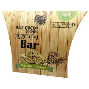 Good Appetite Oat Cocoa Cookies-Matcha