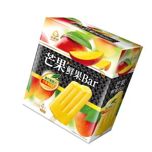 杜老爺芒果鮮果BAR(大)77gx4