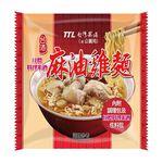台酒紅標米酒麻油雞麵(包)200g, , large