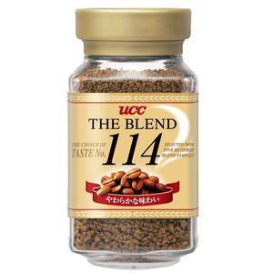 UCC 114 Instant Blend Coffee
