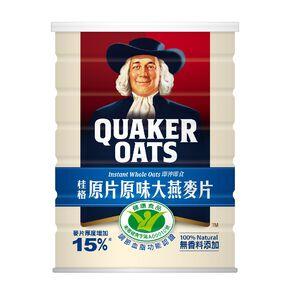 Quaker Instant whole Oats