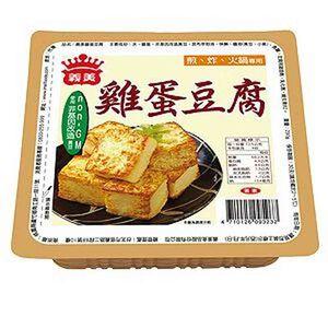 義美雞蛋豆腐(非基改)