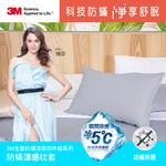 3M抗蹣涼感防蹣床包套雙人, , large