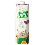 VICO百香果椰汁 1000ml, , large