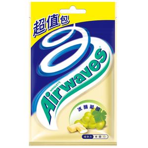 Airwaves口香糖超值包冰釀葡萄62g