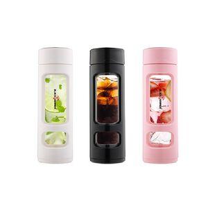 Heat-Resistant Glass Bottle