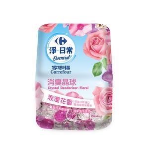 家樂福消臭晶球-浪漫花香330g