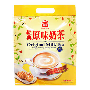 義美經典原味奶茶