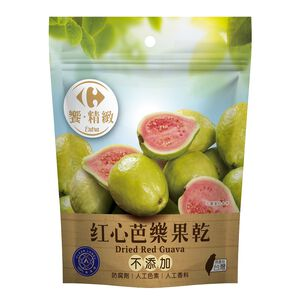 C-Dried Red Guava