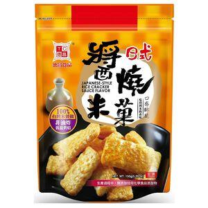 Japanese Rice craker-Sauce