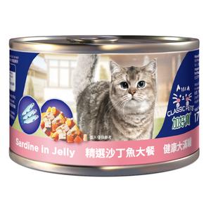 CP canned cat sardine 170g