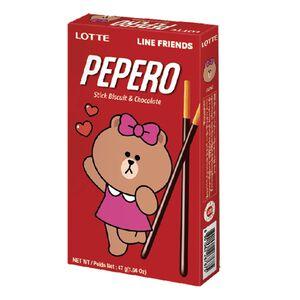 樂天Pepero巧克力棒