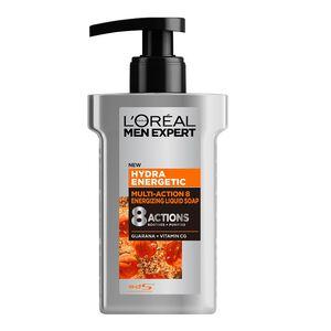 Multi-Action 8 Energizing Liquid Soap