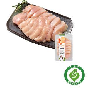 產銷履歷冷藏雞胸肉片(約250克)-貼體包裝※本商品保存期限為7天,因配送關係到府後使用期限3天