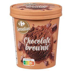 C-Sensation Chocolate Brownie Ice Cream