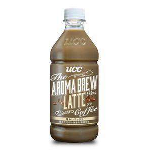 UCC Aroma Brew Late coffee