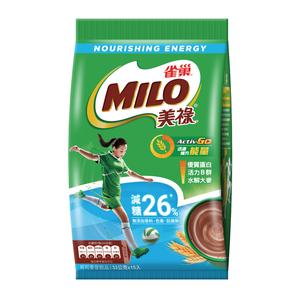 雀巢美祿巧克力麥芽飲品減糖配方33gx15